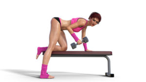 Best bench press for women