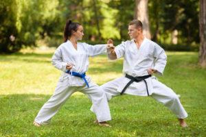 Learning The Art Brazilian Jjiu-Jitsu For ladies.